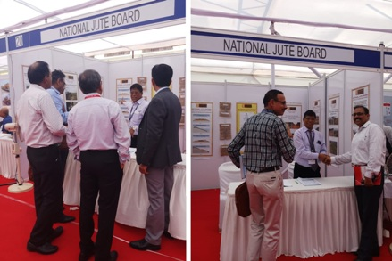Participation of NJB in Technical Exhibition on Jute Geotextile during IPWE Seminar (Indian Railways), Goa on 28-29 February 2020